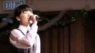 匯基書院2014-15學生會Dreamer 《獨唱決賽》Pa