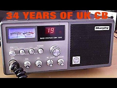 The Big Net 34 years of legal UK CB radio night