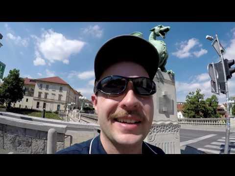 Europe 2017 Vlog: Enchanting Ljubljana, Slovenia