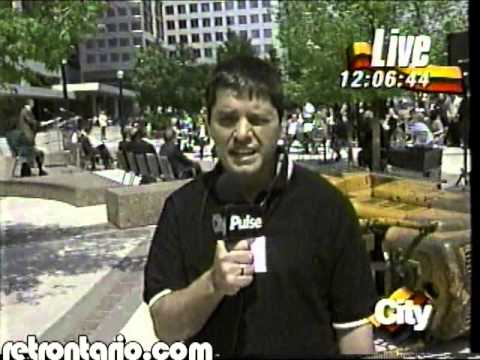 Citytv Citypulse at Noon  May 1999