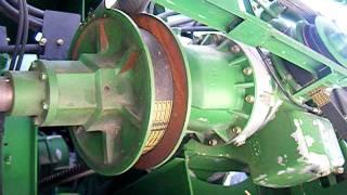John Deere 9650 STS 1800 hs. de trilla y 2500 de motor.