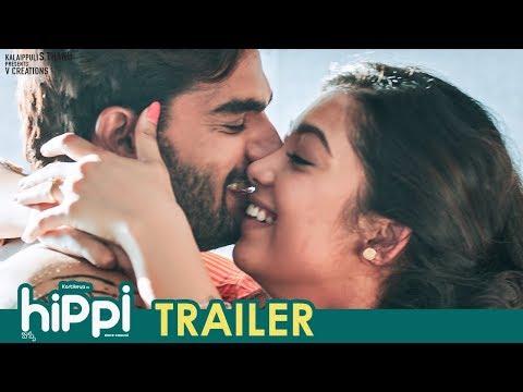 Hippi Movie Trailer | Karthikeya | Digangana Suryavanshi | Jazba Singh | TN Krishna | V Creations
