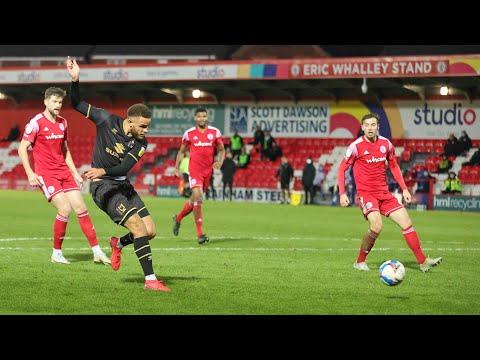 Accrington Milton Keynes Goals And Highlights