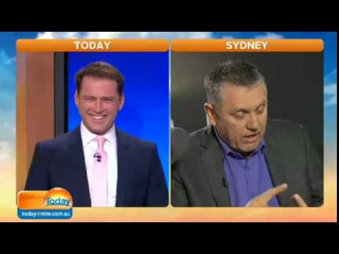 Ray Hadley ends Today show interview with Karl Stefanovic