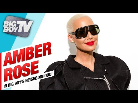 Amber Rose on Her Slut Walk, 21 Savage & Missing The Stripper Life