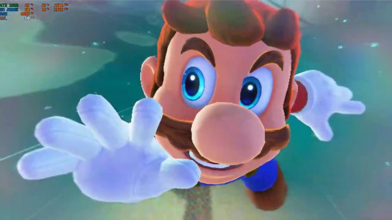 Download Complete Shader Cache | Super Mario Odyssey | Yuzu