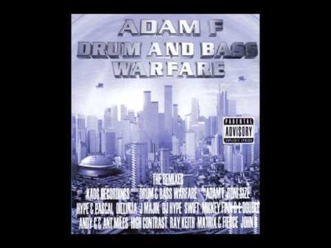Adam F Presents Drum And Bass Warfare DJ Craze Mix 2002