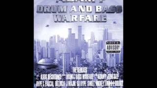 Adam f Presents Drum And Bass Warfare DJ Craze Mix 2002
