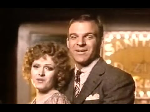 Steve Martin          Bernadette Peters  Pennies from Heaven finale