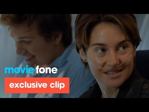 'The Fault In Our Stars' Clip (2014): Shailene Woodley, Ansel Elgort