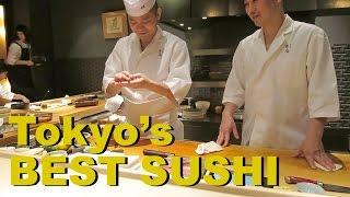 Sushisho Saito - Full Omakase Course