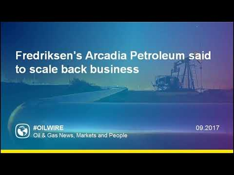 Fredriksen's Arcadia Petroleum said to scale back business