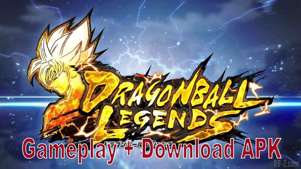Dragon Ball Legends Gameplay + Download APK  #Smartphone #Android