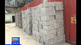 Control sorpresivo en tiendas de materiales de la construcción en La Habana