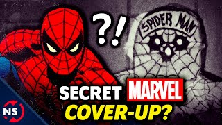 Did Marvel Steal Spider-Man's Costume?