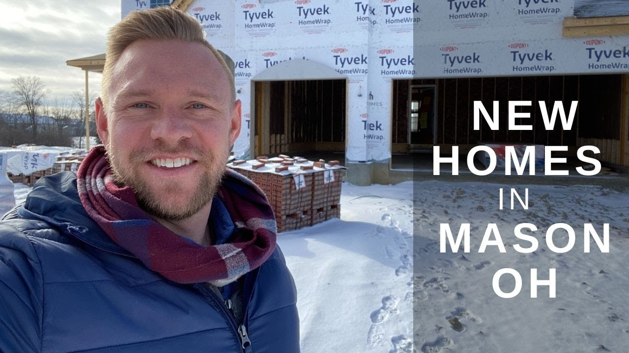 New Construction Homes in Mason, OH - Neighborhoods and Model Home Walk-Thru