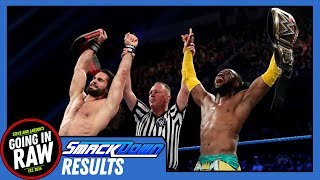 WWE Smackdown Review & Full Results | Last Stop Before Stomping Grounds | Going In Raw Podcast