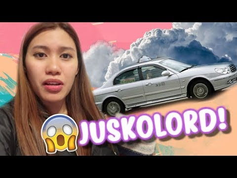 TAXI NA BYAHENG LANGIT! JUSKOLORD! 💜 Purpleheiress Vlogs