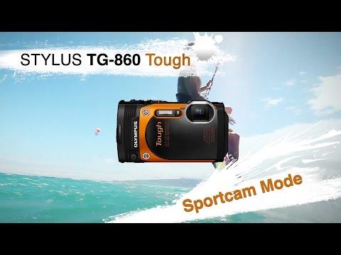 Olympus Tough TG-860, toda la información sobre una nueva compacta resistente con gran angular