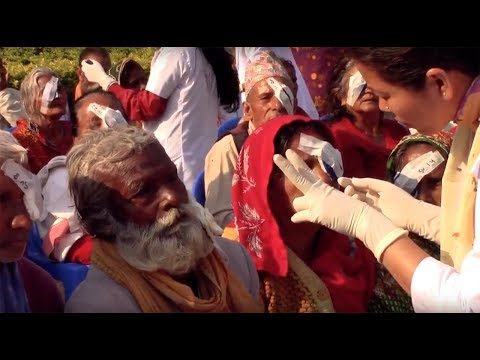 First-Year Project with The Himalayan Cataract Project