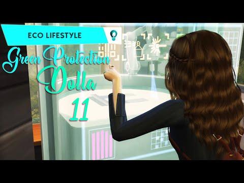 The Sims 4 Eco Lifestyle [11] เริ่มปณิธานผู้สร้างสรรค์