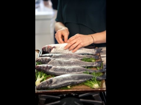How To Cook And Debone A Whole Branzino