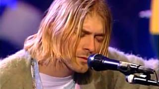 Nirvana - Where Did You Sleep Last Night HD shreds