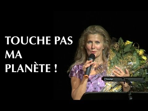 Do not touch my planet! (Song of Dominique DIMEY)