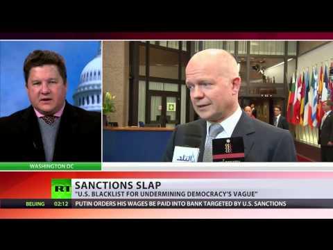 Putin mocks US sanctions, vows not to strike back