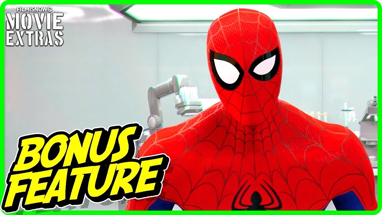 SPIDER-MAN: INTO THE SPIDER-VERSE | Visual FX Breakdown Featurette (Imageworks Spotlight)