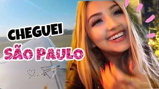 CHEGUEI SÃO PAULO!!! VLOG BEAUTY FAIR