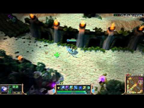League of Legends: Neo Rift map skin