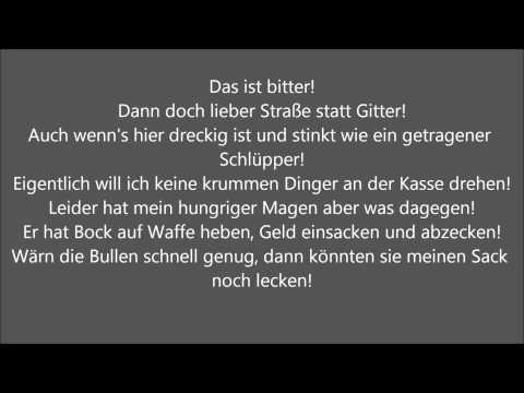 Hol doch die Polizei - Sido feat. B-Tight  Lyrics