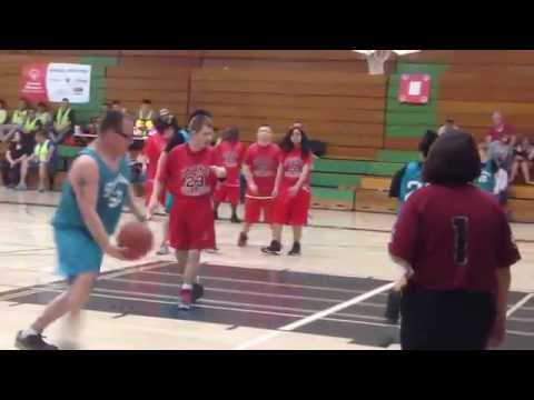 SNIMC #3: 2015 Stanislaus County Special Olympics Basketball Area Games