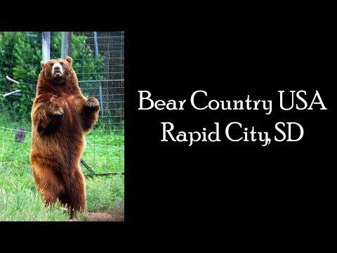 Bear Country USA | Rapid City, South Dakota