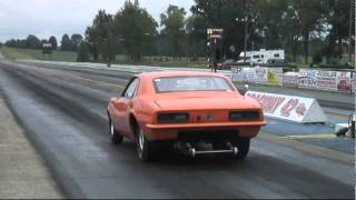 camaro axle break in and out of car