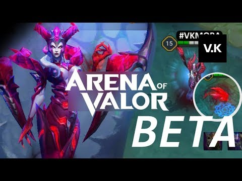 Kriknak's Master Marja (Searcy): Hero Spotlight | Arena of Valor 傳說對決 Liên Quân ROV #VKMOBA
