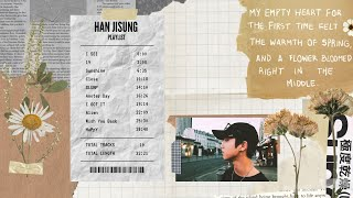 Han Jisung playlist / songs by Stray Kids Han (한) with lyrics [NEW SONGS INCLUDED]