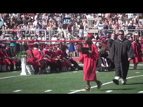 2018 Brooke Point High School Graduate