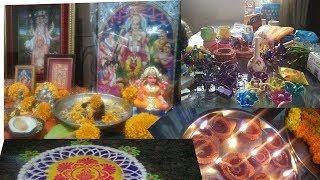 Diwali vlog| Dhanteras pooja and Diwali Pooja and decoration Shopping |Diwali day in my life