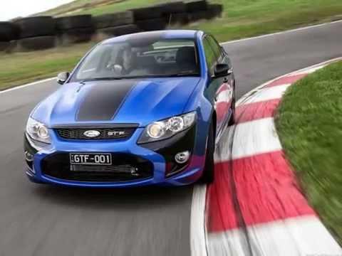 Ford Fpv Gt F 351 2014 Youtube