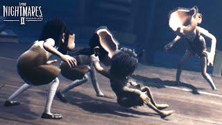 少年少女の絶望を描いた悪夢の神ゲー『 LITTLE NIGHTMARES 2  -リトルナイトメア2- 』#2