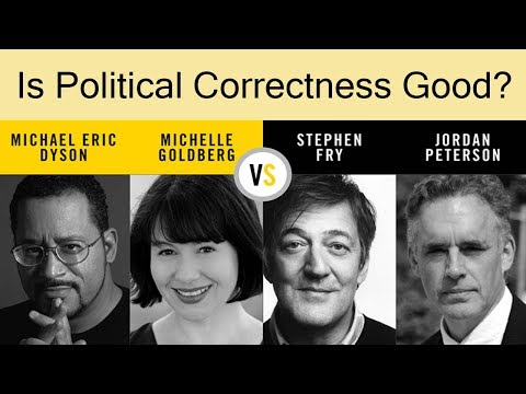 Political correctness: a force for good? A Munk Debate