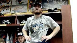 Predators' Colton Sissons Seals Stanley Cup Dreams | All Access: Quest for the Stanley Cup