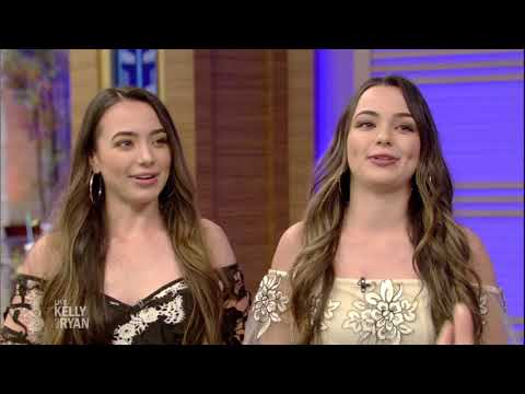 Kelly & Ryan Meet the Merrell Twins