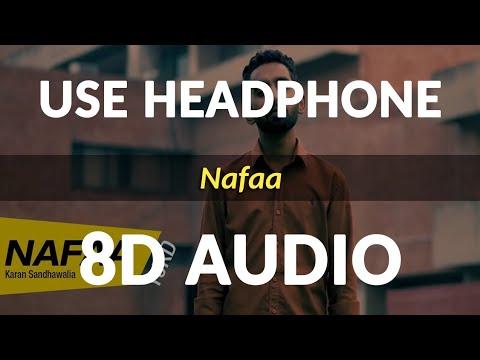 Nafaa - Yaar Jigree Kasooti Degree ( 8D Music )