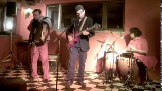 LONG LAKE - latin soul trio. El sueño de la guajira
