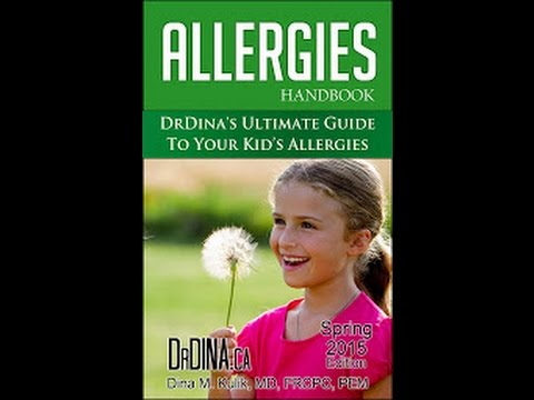 Get @drdinakulik #Allergies e-book FREE & Take Your Family Outdoors