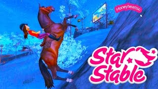 Star Stable Horses Game Let's Play with Honeyheartsc Part 2 Video Series - Night Riding