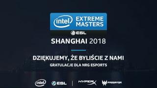 TyLoo vs NRG | IEM Shanghai 2018 - Wielki finał - Dzień 6